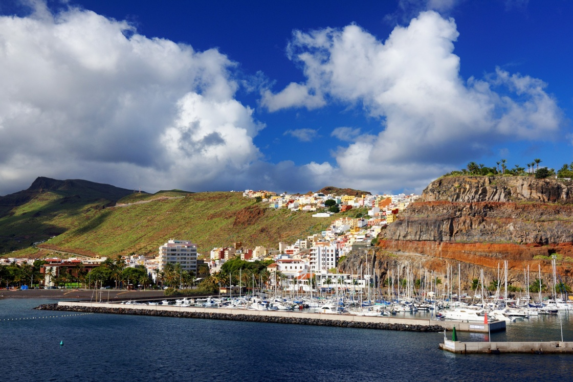 ' San Sebastian de la Gomera, Canary Islands, Spain ' - Canary Islands